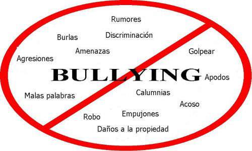 Por Nuestros Hijos: Digamos No al Bullying