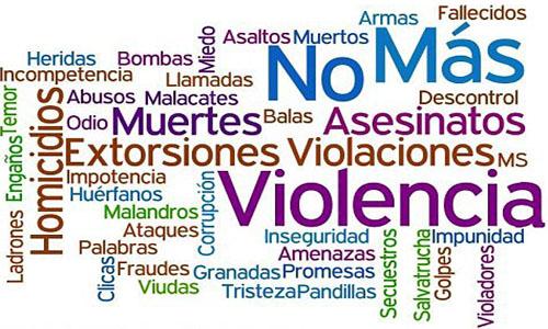 Basta de Violencia contra la Mujer, Basta de Violencia contra la Familia Argentina