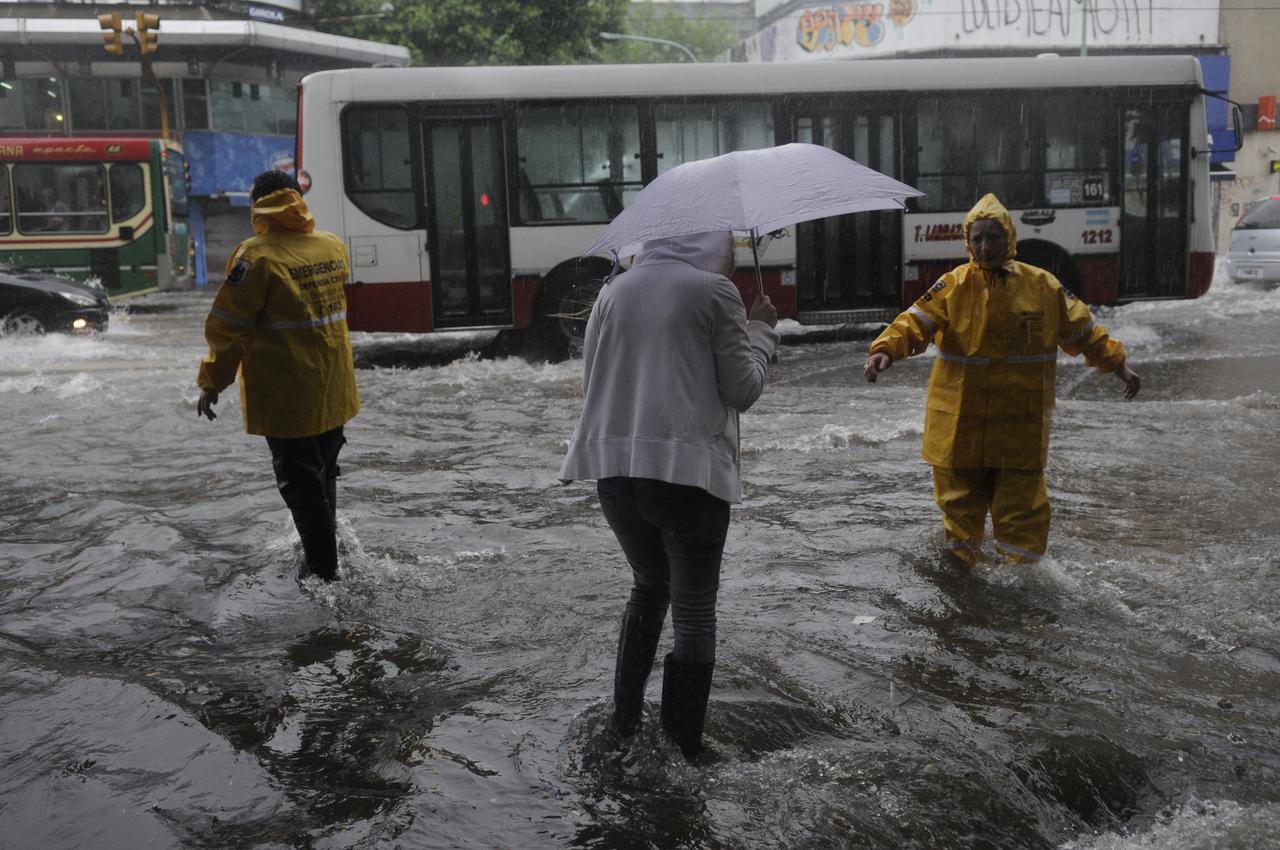 El drama de las inundaciones