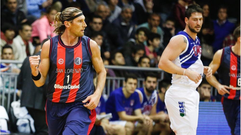 San Lorenzo pretende conquistar el Basquetbol