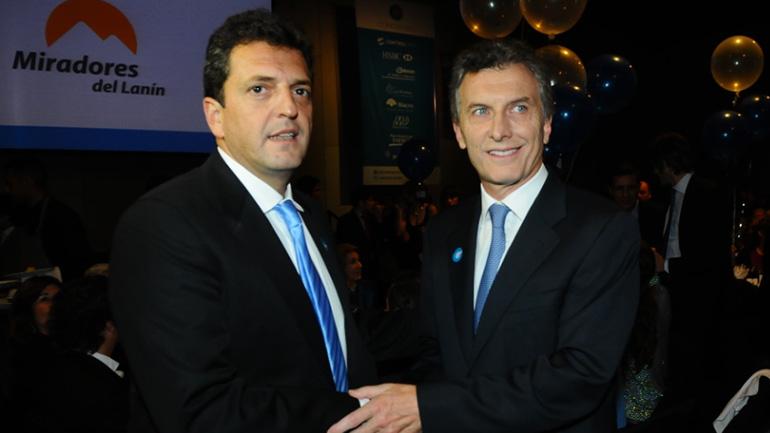 Macri optimista, cuenta con Massa