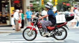 El delivery, cada vez más lejos de los barrios de clase media