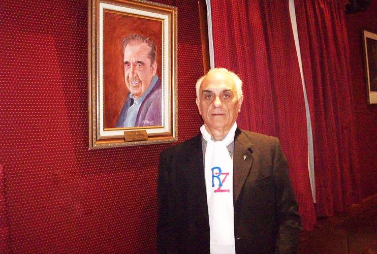 Roberto Zatelli / Gran Mestre de la Cofradía de la Orden del Lengue