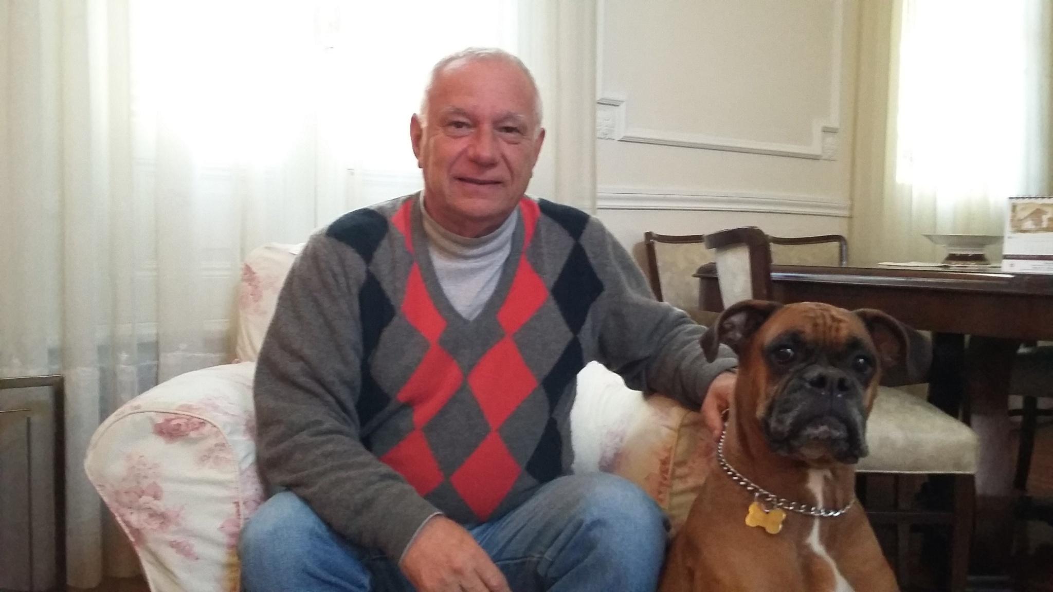 Oscar Laudren, nuevo presidente del Rotary Club de Boedo-San Cristóbal
