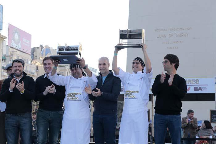Festival del asado, conoce los ganadores de la segunda edición!