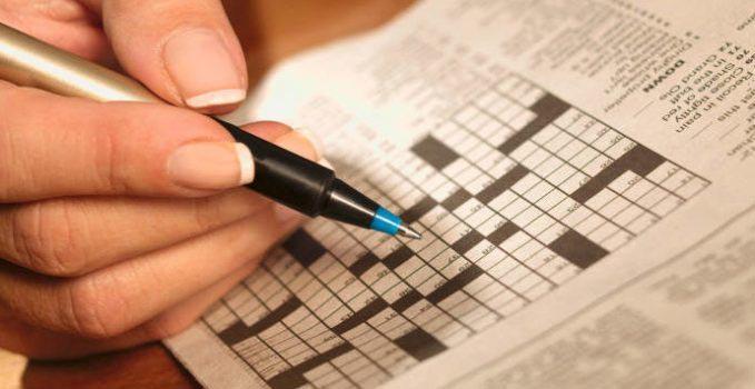 Crucigramas y sus efectos sobre el cerebro