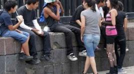 Jóvenes que no estudian, ni trabajan