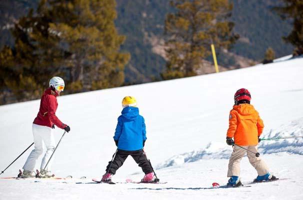 Bariloche sigue siendo el fuerte de la temporada de invierno en el país
