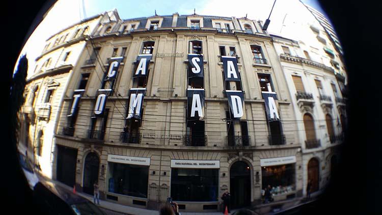 Casa tomada: la nueva tendencia artística en la Ciudad de Buenos Aires
