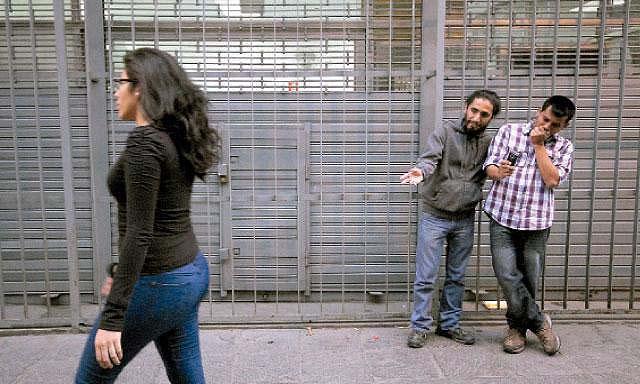 Aumentan los casos de acosos callejeros a menores de edad