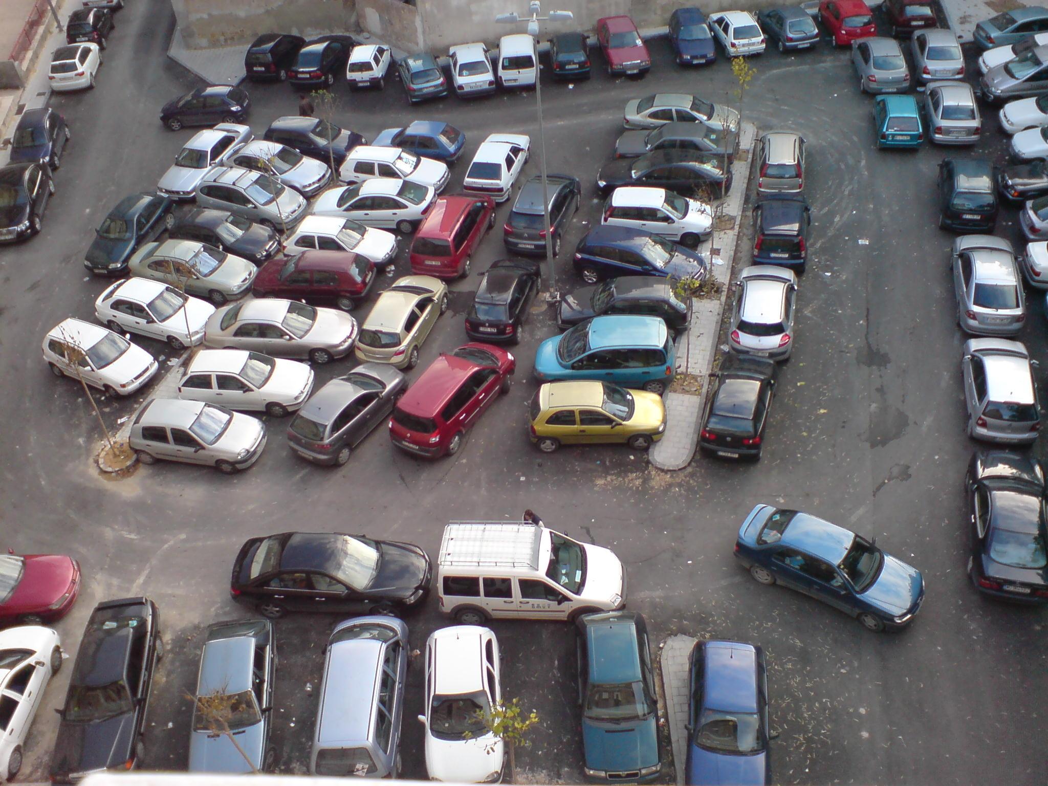 Aumentan los malos estacionamientos en la Ciudad