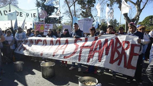 Aumentan las ollas populares y solidarias en la Ciudad de Buenos Aires