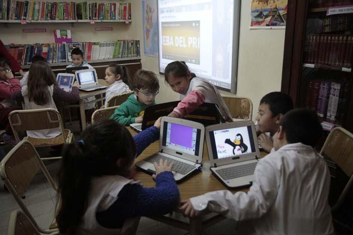 La Ciudad lanza el Plan Integral de Educación Digital