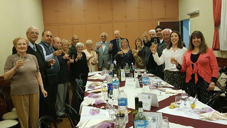 La Junta de Estudios Históricos del Barrio de Boedo Festejo sus 30 años