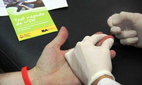 VIH / Test Rápido: Nueva Campaña en la Ciudad