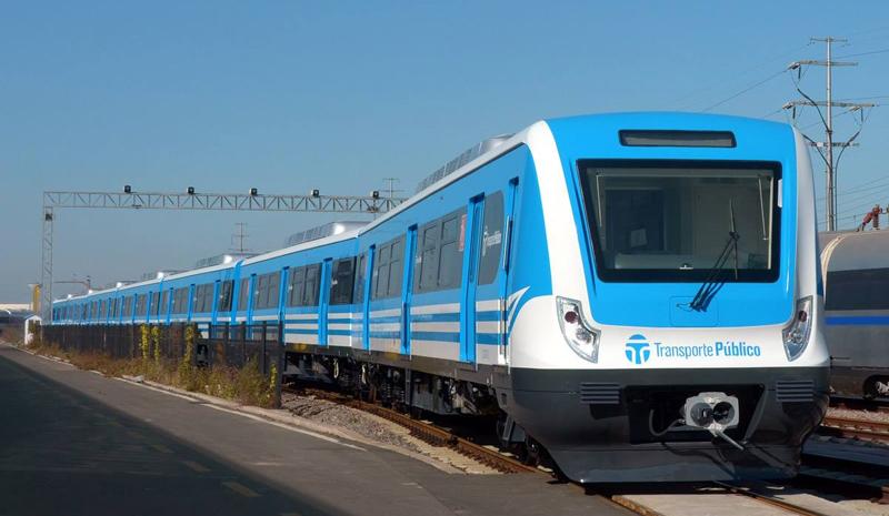 Ferrocarril Sarmiento
