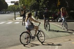 Bicicletas se multiplican en Buenos Aires