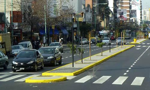 Boulevard Avenida Pavón