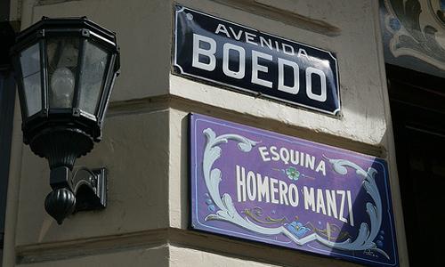 BOEDO… Un barrio con historia… arte y algo más.