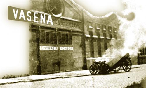 "La Batalla del Arrabal ""La Semana Trágica"" de enero de 1919."