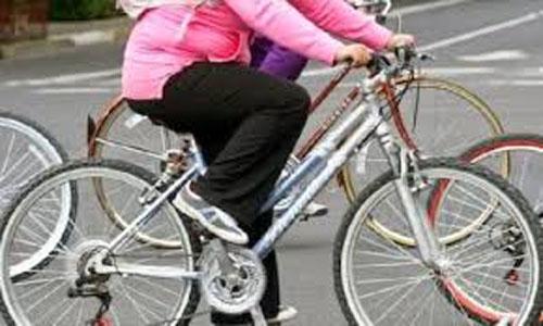 Esa buena costumbre de andar en bici!