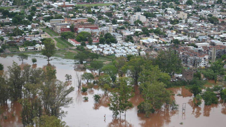El drama de los inundados