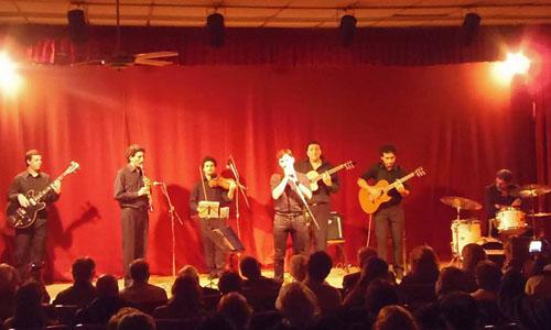 ¡Al Gran Jazz Argentino, Salud!