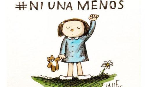 Basta de Femicidios en la República Argentina