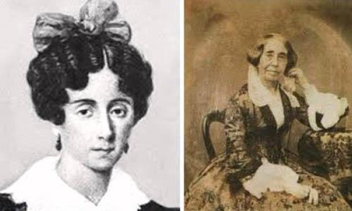 Mujeres en la Historia. Tiempos de Revolución y Anarquía