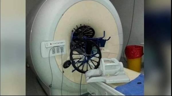 Hospital Posadas en Terapia Intensiva