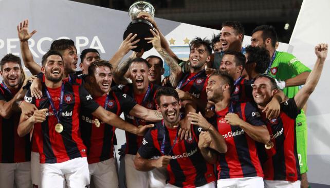 San Lorenzo, la goleada, la Supercopa y la emoción de ser otra vez Campeón