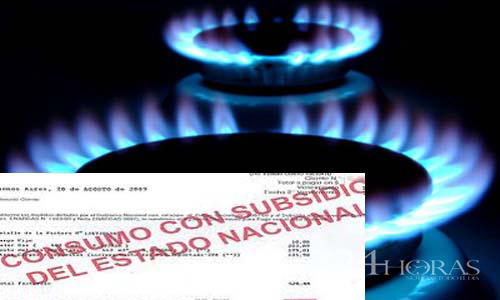 Subsidio del servicio de gas