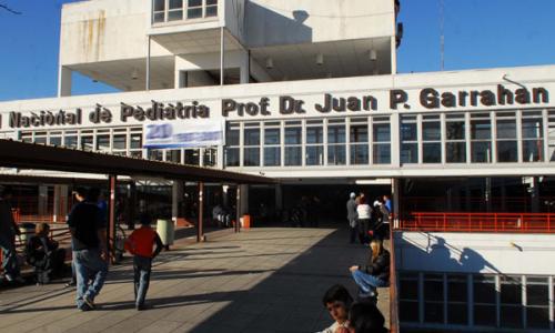 Hospital de Pediatría Profesor Dr Juan P Garran