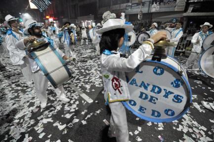 Los Dandy de Boedo preparan una temática con los 60 años de la murga