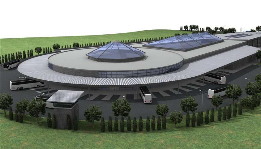 Villa Soldati tendrá su propia terminal de Ómnibus en Abril