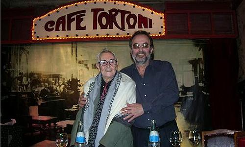 Falleció a la edad de 93 años el escritor Rodolfo Leiro
