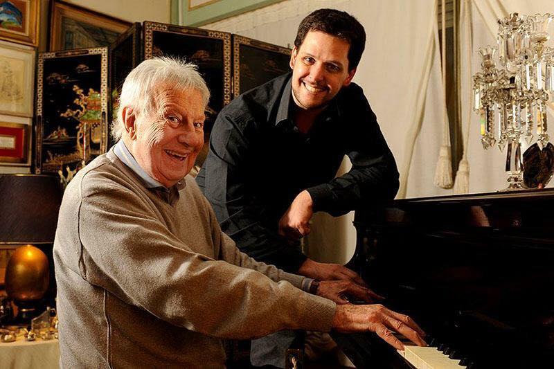 Murió Mariano Mores, una leyenda del tango