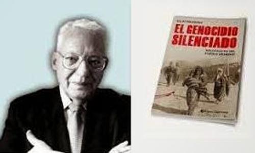 Anécdotas boedenses durante la presentación de un libro sobre el genocidio armenio