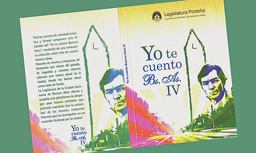 Quinta edición de Yo te cuento Buenos Aires