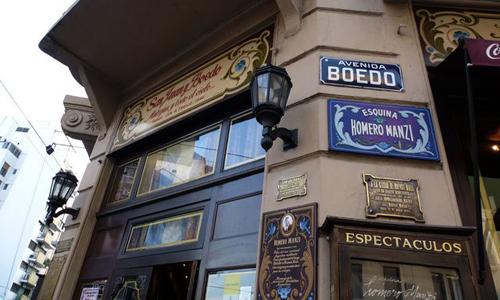Nueva edición de Buenos Aires esquina Boedo