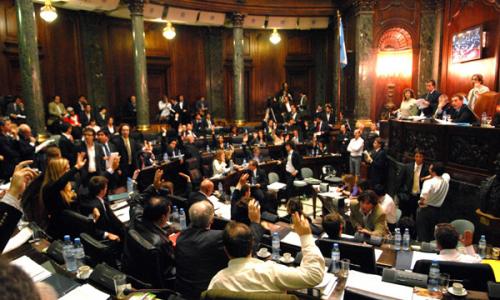 Legislatura porteña: temado variado e importante