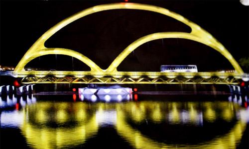 """Se impulsó el puente """"Puente Roca-Patricios"""""""