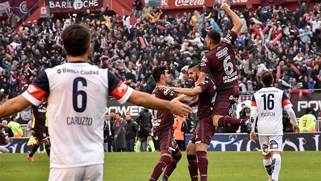 Final del Torneo Transición del Fútbol Argentino 2016