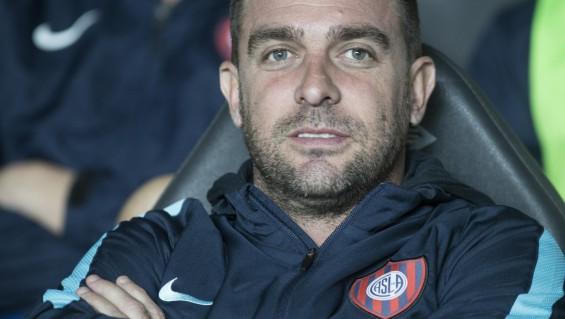 Pablo Guede renunció como DT de San Lorenzo de Almagro