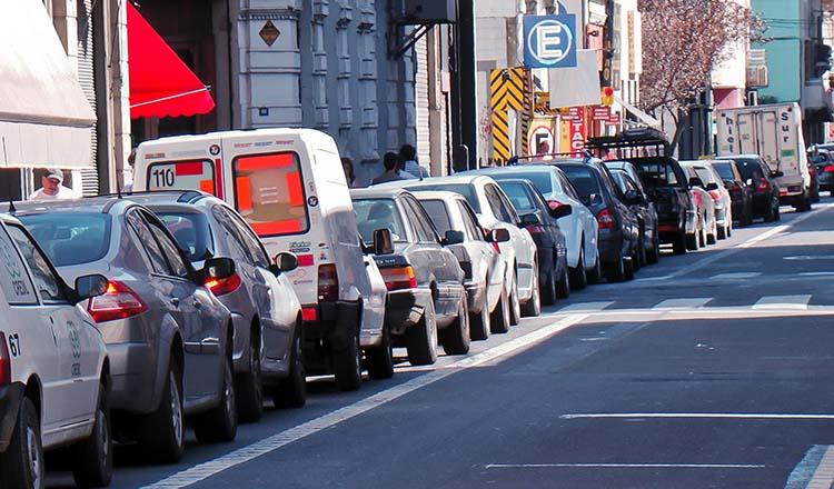 Buenos Aires, donde estacionar es más caro que veranear en el Caribe