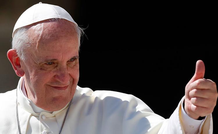 El Papa Francisco votará en diciembre para San Lorenzo