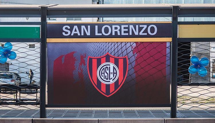 San Lorenzo ya tiene su propia estación de Metrobus!
