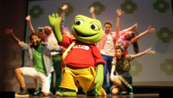 El Sapo Pepe  ,tan perjudicial como exitoso