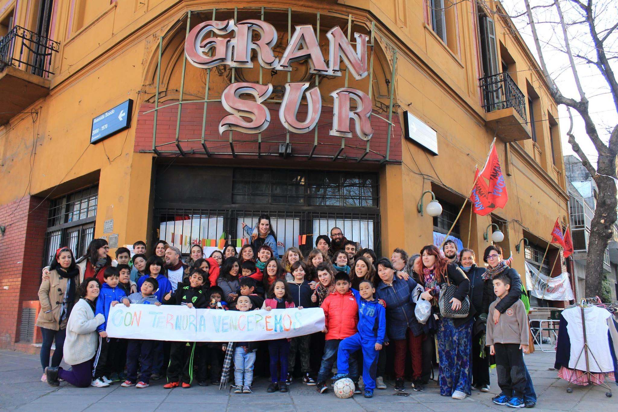 Esquina Gran Sur: una nueva Casa Cultural nace en Boedo