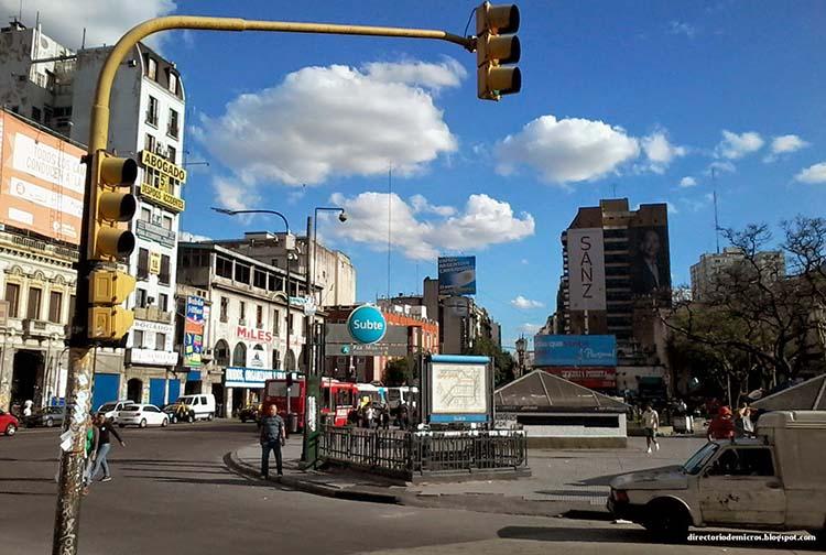 El barrio de Once tendrá más espacios verdes